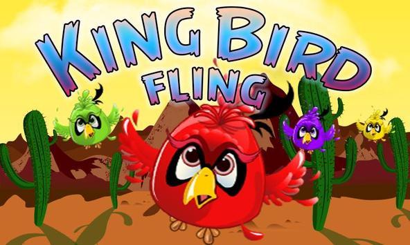 King Bird Fling poster