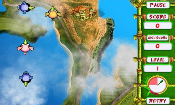 King Bird Fling screenshot 1
