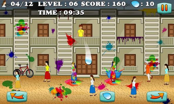 Lets Play Holi 2 screenshot 1