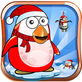 Penguin's Xmas Fun - The Christmas Game icon