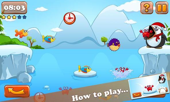 Penguin's Xmas Fun - The Christmas Game screenshot 3