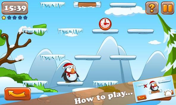 Penguin's Xmas Fun - The Christmas Game screenshot 1