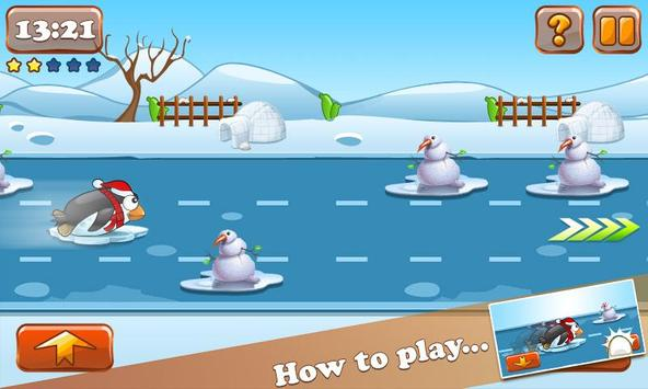 Penguin's Xmas Fun - The Christmas Game screenshot 2