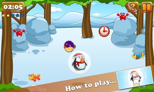 Penguin's Xmas Fun - The Christmas Game screenshot 4