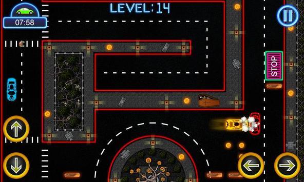 Halloween Car Parking screenshot 3