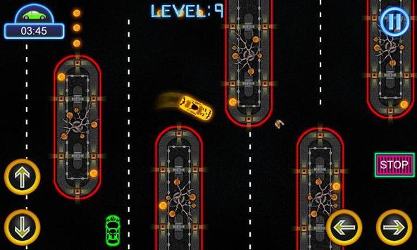 Halloween Car Parking screenshot 2