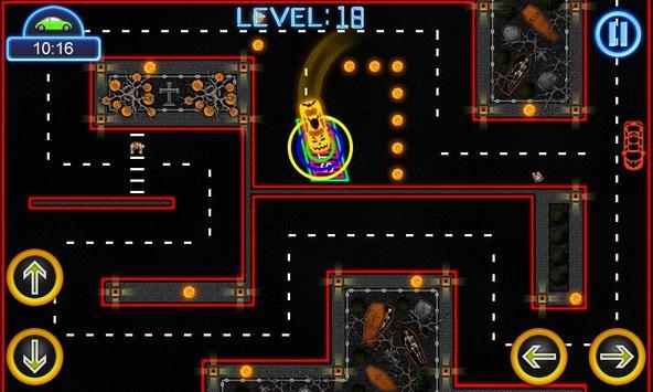Halloween Car Parking screenshot 4
