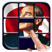 Ataturk Picture Puzzle icon