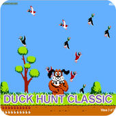Duck Hunt for kids icon