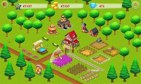 Beautiful Farm apk screenshot