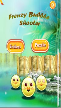 Frenzy Bubble Shooter poster
