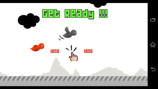 Flappy Piou screenshot 4