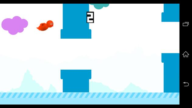 Flappy Piou screenshot 7