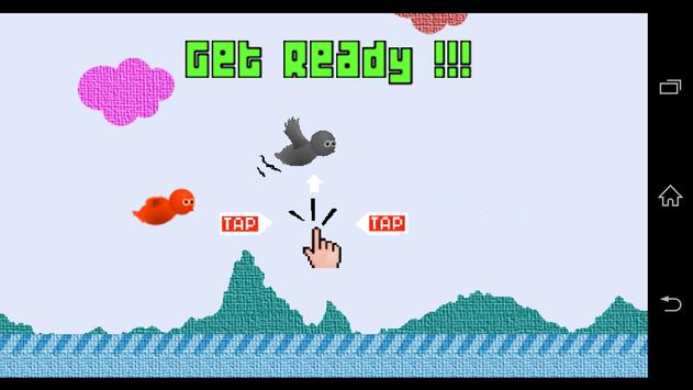 Flappy Piou screenshot 3