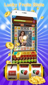 Lucky Fruits Slots poster