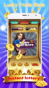 Lucky Fruits Slots apk screenshot