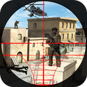 Shoot Dead Sniper Combat Squad icon
