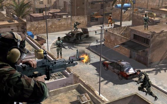 Shoot Dead Sniper Combat Squad poster