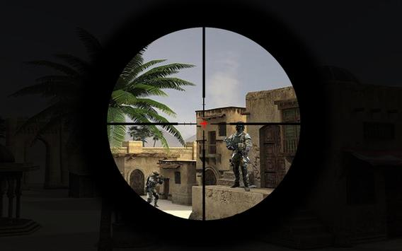 Shoot Dead Sniper Combat Squad screenshot 2