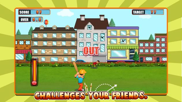 FullTossCricket apk screenshot