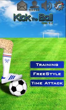 Football Juggling poster