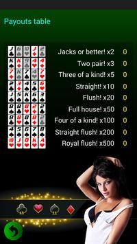 Horny Hand Hot Sexy Poker screenshot 3