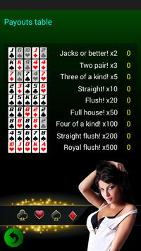 Horny Hand Hot Sexy Poker poster