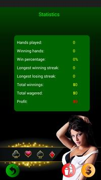 Horny Hand Hot Sexy Poker screenshot 2