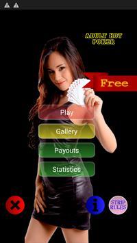Horny Hand Hot Sexy Poker screenshot 4