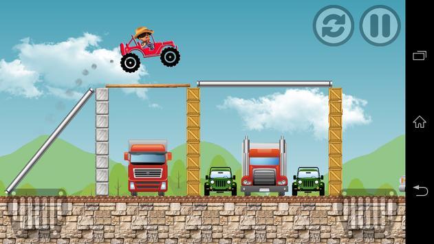 Hill Climb Race Game apk screenshot
