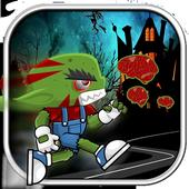 Halloween Zombie Run icon