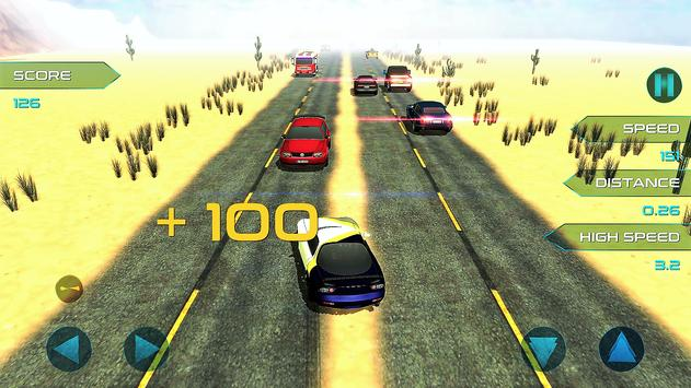 Insane Traffic screenshot 7