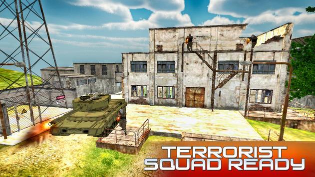 commando adventure combat war apk screenshot