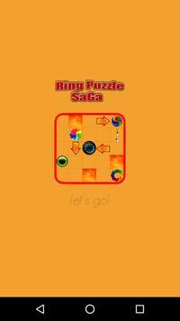 Ring Puzzle Saga plakat