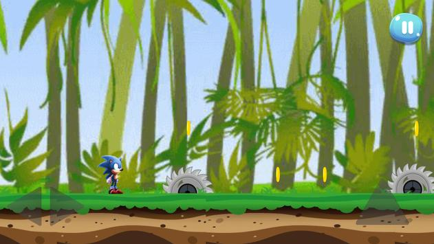Super Sonic Adventure 2 apk screenshot