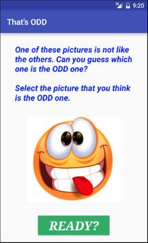 That's Odd! poster