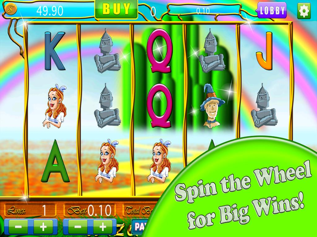 Cash Wizard Slot Machine For Sale