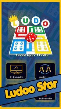 Ludo Gmae : Ludo Star Game 2018 poster