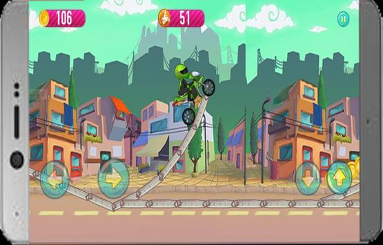 moto hill climb racing apk screenshot