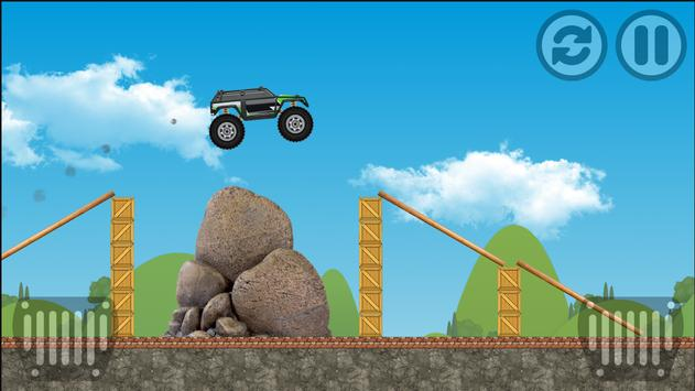 Monster Truck Crazy Adventure poster