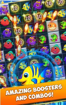 Fishdom crush apk screenshot