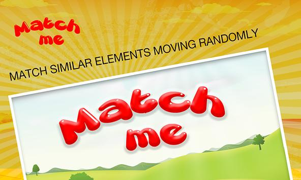 MatchMe: Element Matching Game poster