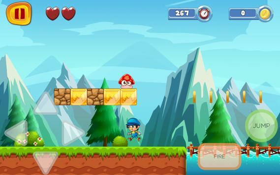 Mario Jungle Adventure poster