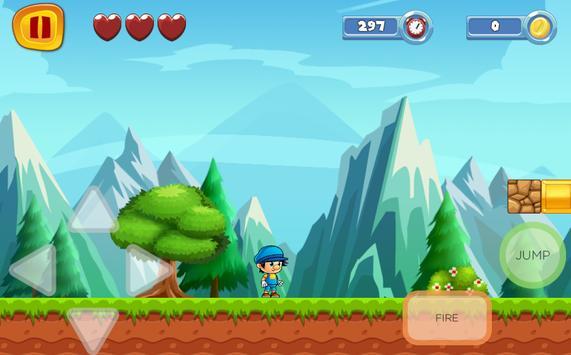 Mario Jungle Adventure apk screenshot
