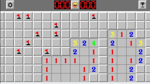 Minesweeper screenshot 1
