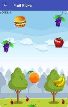 Fruit Pick Application apk screenshot