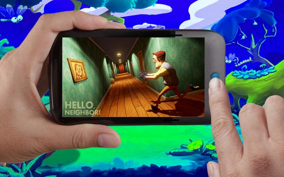 Say Hello To Neighbor apk screenshot
