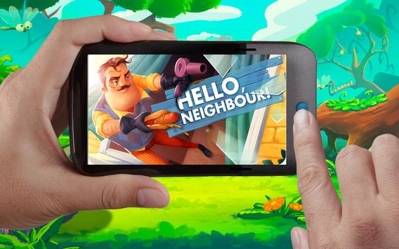 Say Hello To Neighbor poster