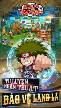 Ninja Truyền Kỳ poster