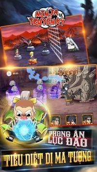 Ninja Truyền Kỳ screenshot 4